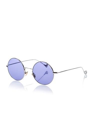 Hawk  Hw 1725 02 Kadın Güneş Gözlüğü Mavi